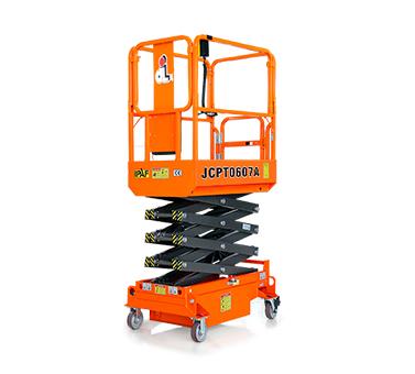 JCPT0607A剪叉式升降车